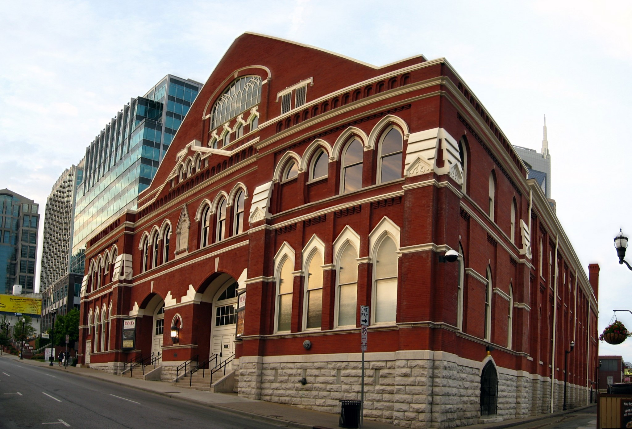 9 Little Known Facts About The Ryman Auditorium In Tennessee