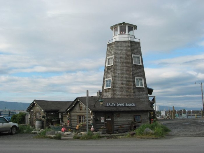 9. Visit The Salty Dawg In Homer