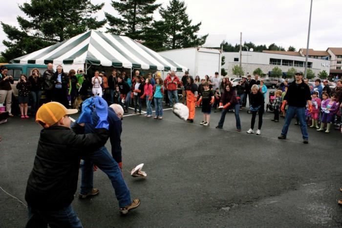 7. Sitka Seafood Festival