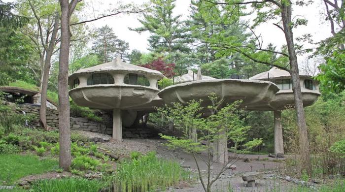 12. The Mushroom House, New York