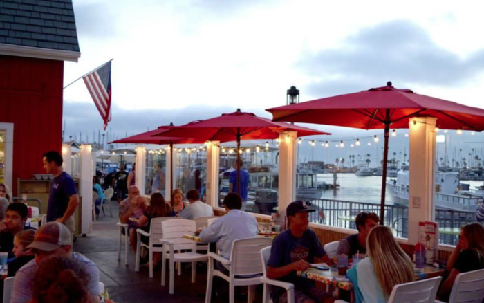 10 Incredible Waterfront Restaurants Everyone In Southern California Must Visit