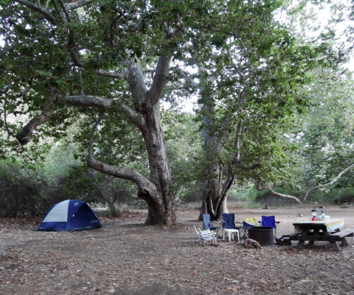 11 Of The Best Camping Spots In Southern California