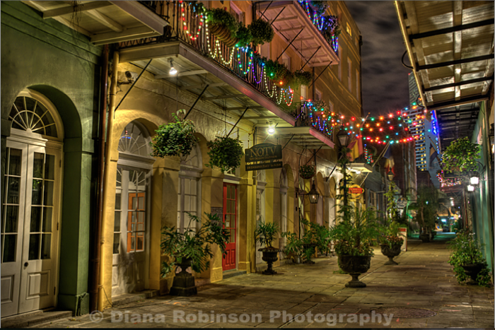 5) Exchange Alley, French Quarter