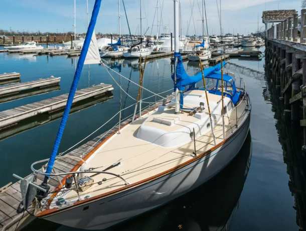 2. Take your next slumber party out to sea with this special opportunity to rent a yacht.