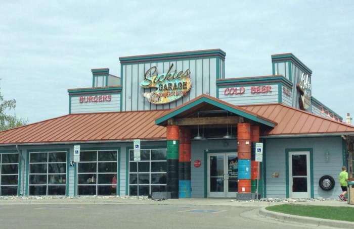5. Sickies Garage - Bismarck & Fargo