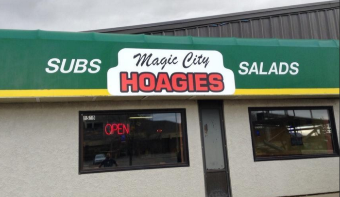 1. Magic City Hoagies - Minot