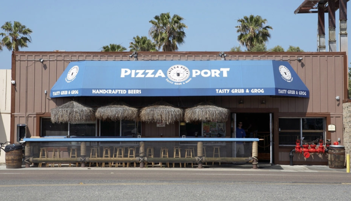 4. Pizza Port - Solana Beach and other San Diego county locations