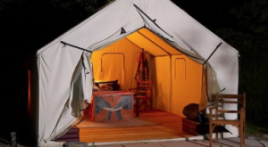 These 6 Luxury 'Glampgrounds' In Southern California Will Give You An Unforgettable Experience