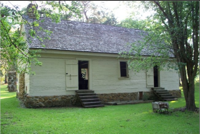 11. Visit Fort Jessup State Historic Site, Many Cost: Free on Fridays