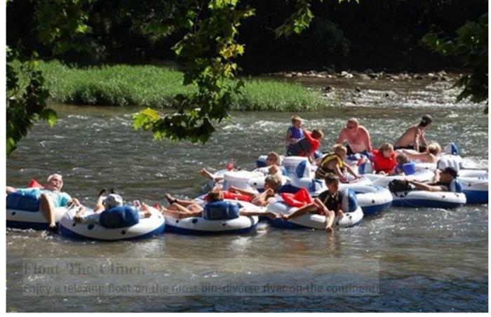 6. Clinch River Days Festival