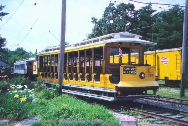 5. Seashore Trolley Museum, Kennebunkport
