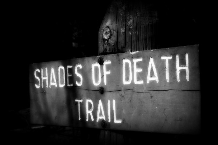 11. Shades of Death Trail, Hickory Run State Park