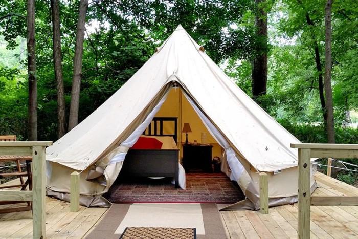 Shawnee Tent 2