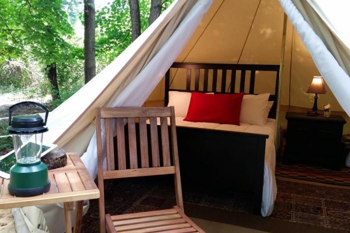 Shawnee Tent