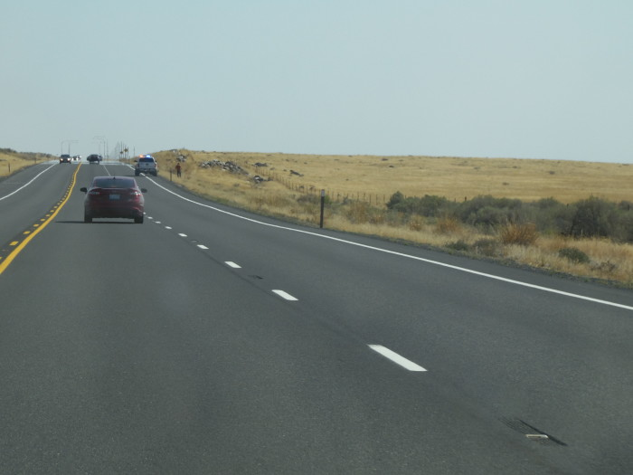 6. The drive from Spokane to Seattle.