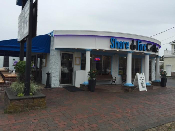 14. Shore Fire Grille, Barnegat/Surf City