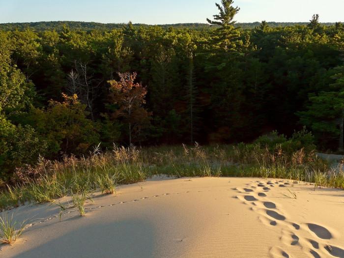 9. Sleeping Bear Dunes