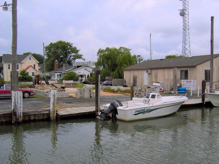 1. Smith Island, Somerset County