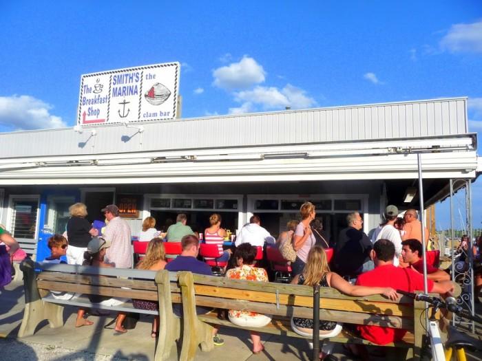 13. The Clam Bar, Somers Point