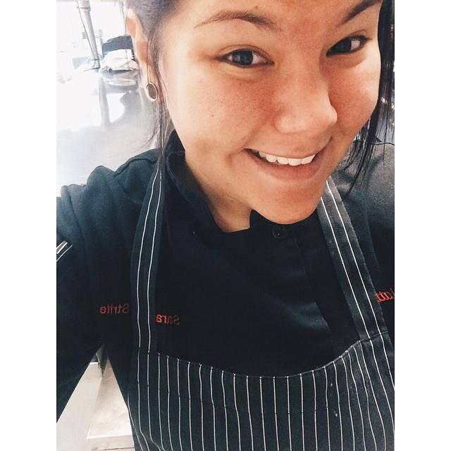 1.  Sous Chef Sarah H Strite...
