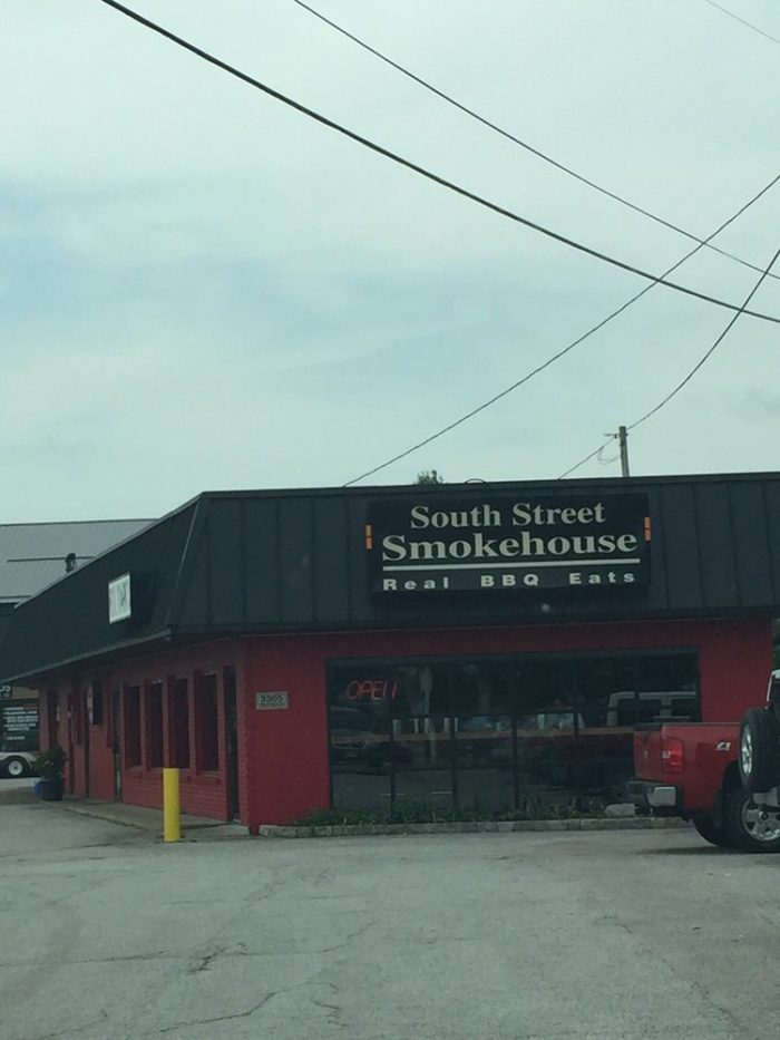 10. South Street Smokehouse - Lafayette