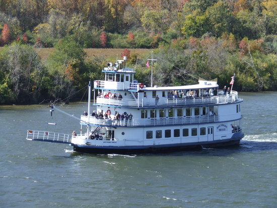 1. Southern Belle Riverboat - Chattanooga