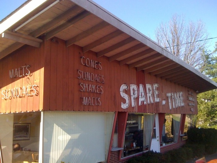 3. Spare Time Grill at 7807 Alexandria Pike in Alexandria