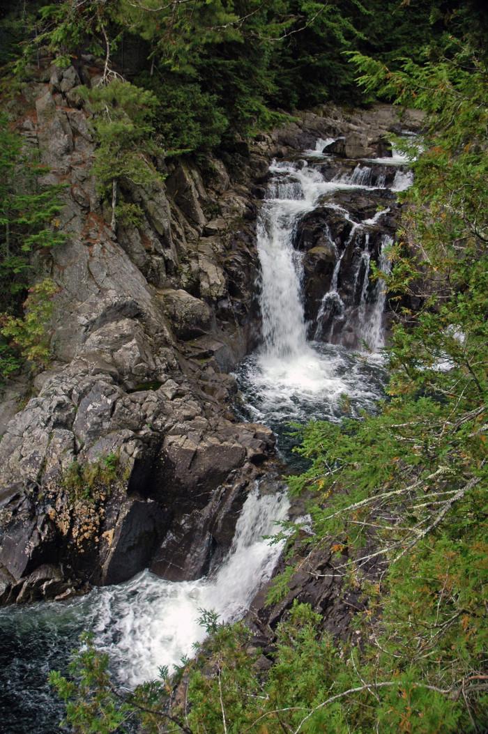 12. Split Rock Falls, Hammond Pond Wild Forest