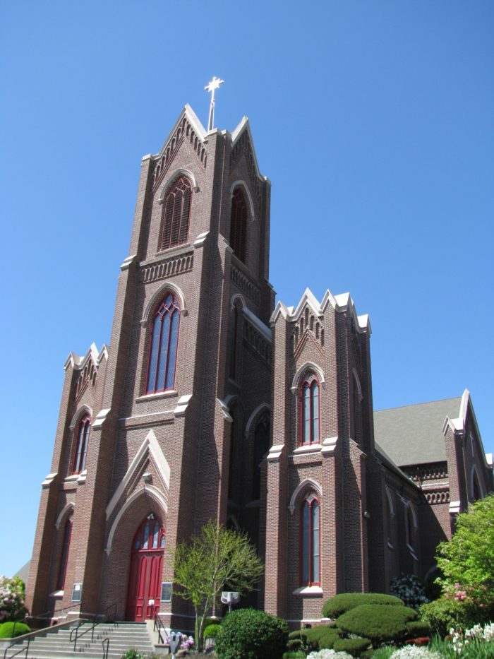 1. The Proto-Cathedral of St. James the Greater, Vancouver