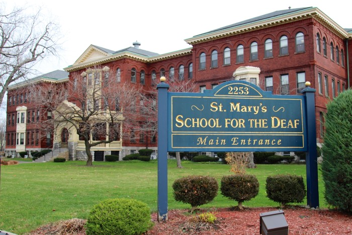 6. St. Mary's School for the Deaf