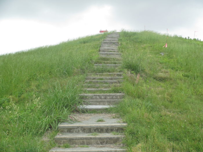 Walking the mounds here will be an amazing trip to take with your family.