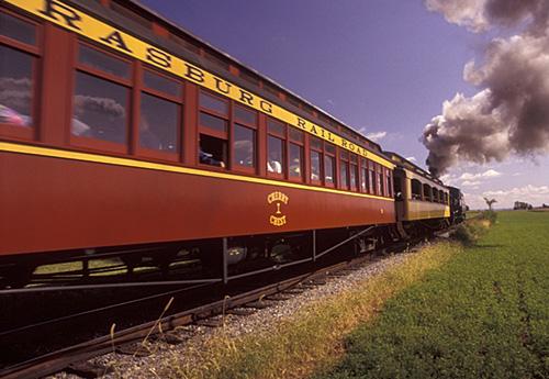 6. Strasburg Railroad