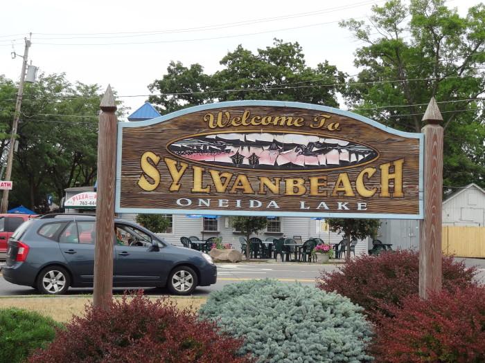 6. Sylvan-Verona Beach Resort, Sylvan Beach