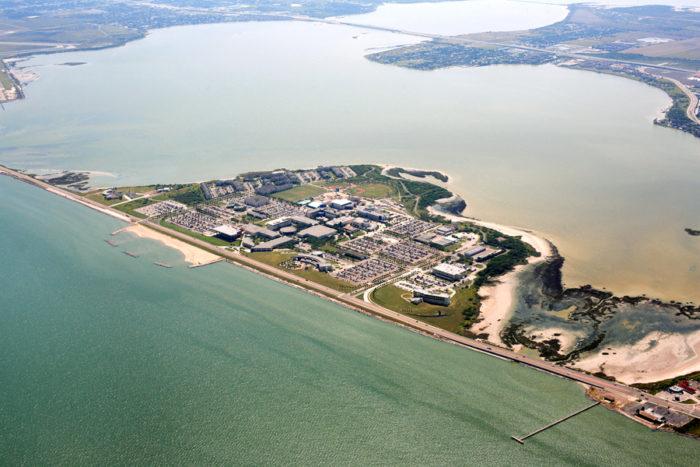 1. Ward Island
