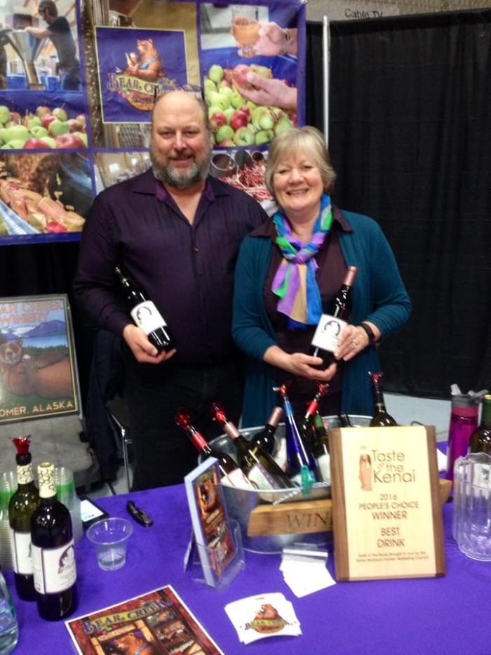 TASTE of kenai 2 - Facebook - Bear Creek Winery and Lodging