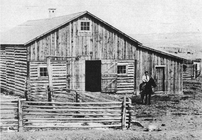 8. TA Ranch Barn