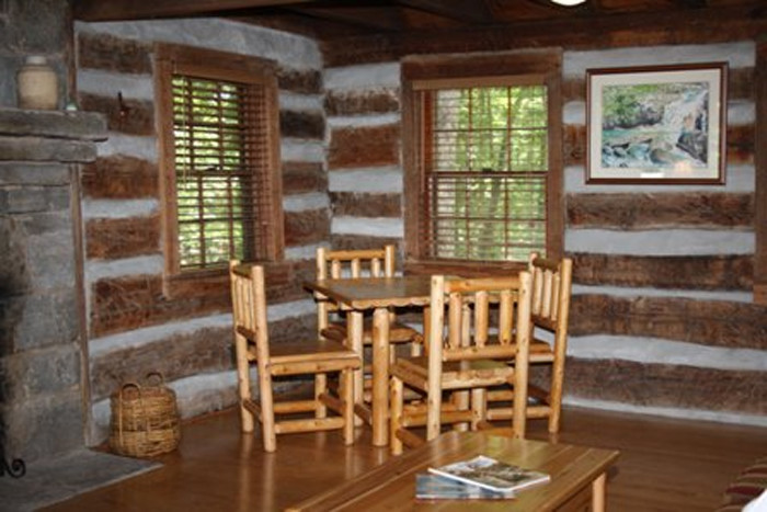 Table rock state park cabins