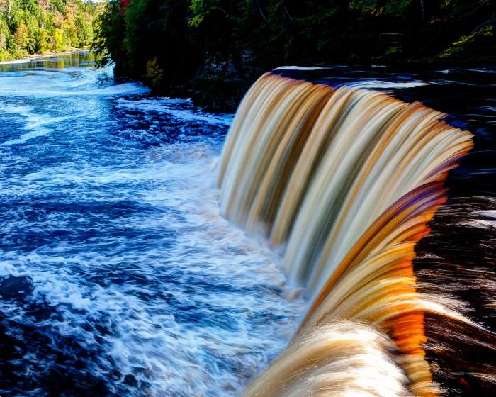 7. Tahquamenon Falls