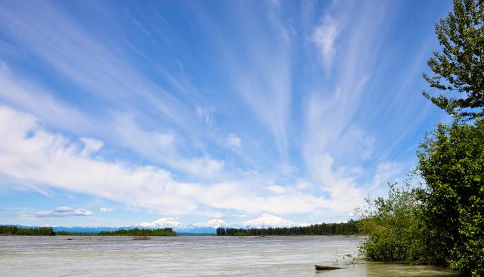 6. Talkeetna – Susitna River