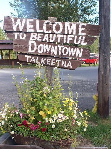 Talkeetna 2 - Flickr - J. Stephen Conn