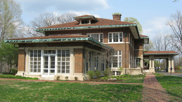 1. The Allison Mansion