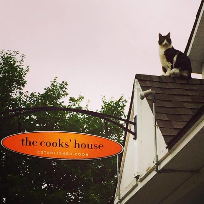 9. The Cook's House, Traverse City