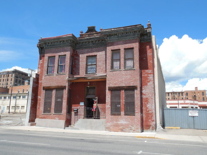 15. Check out the Historic Dumas Brothel Museum in Butte.