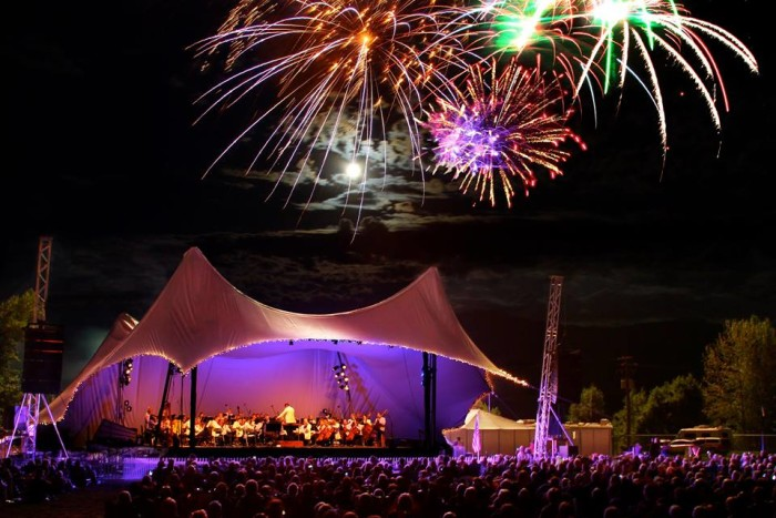 2. The Festival at Sandpoint, Sandpoint