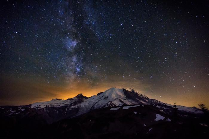 5. UFOs at Mount Rainier