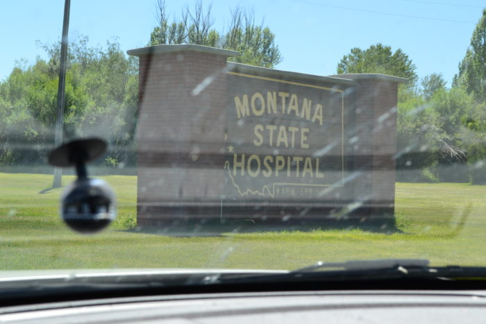 Montana State Hospital was founded by the territorial government in 1877, 12 years before Montana became a state. It's more commonly known as Warm Springs, and you'll find it in an unincorporated community in Deer Lodge County.