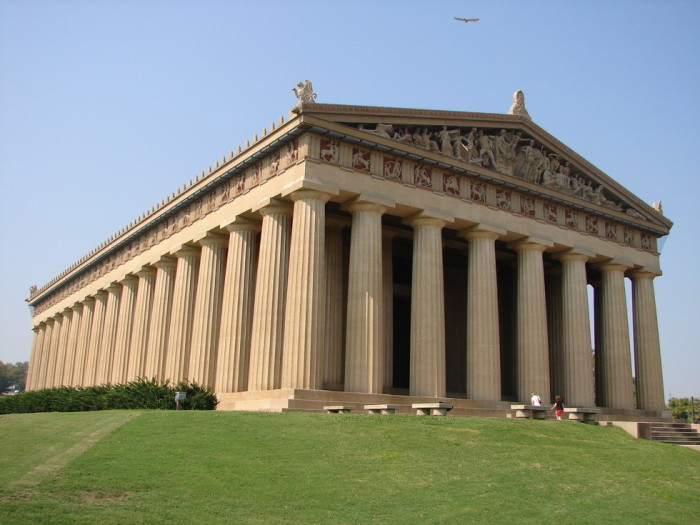 6. The Parthenon