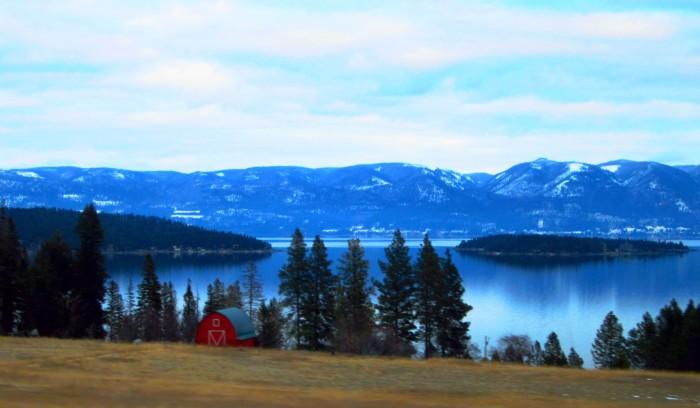 12 Charming And Beautiful Barns In Montana