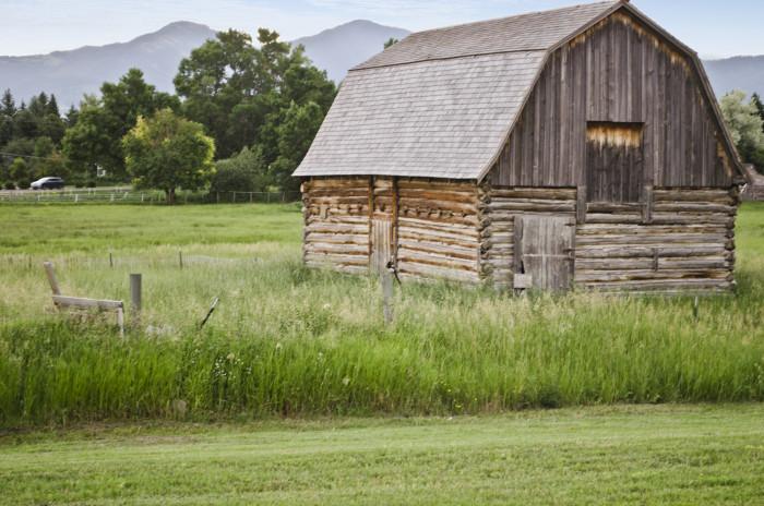 12. Tinsley Living Farm Barn