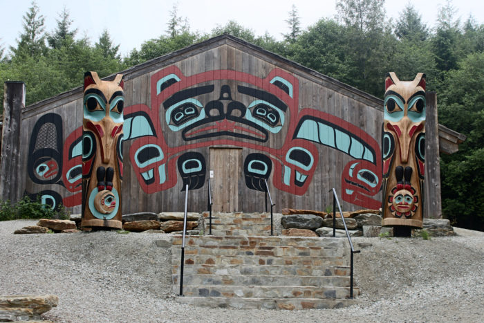 7. World's Largest Totem Pole Collection - Ketchikan